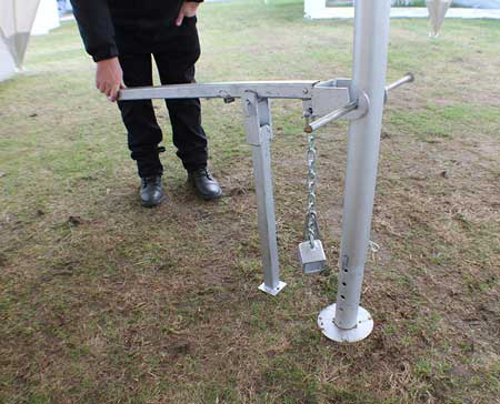 Pole lifter / stake puller